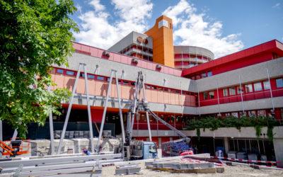 7e Salle d'opération – Hôpital de Sion